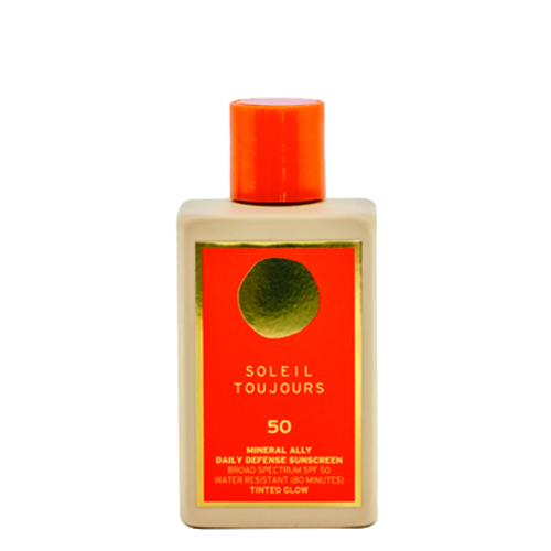 Soleil Toujours - Mineral Ally Daily Defense Sunscreen Tinted Glow