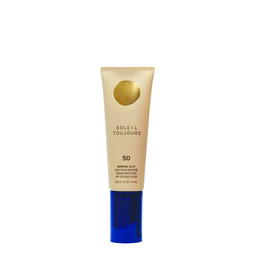 Soleil Toujours - Mineral Ally Daily Face Defense Antiaging  Sunscreen