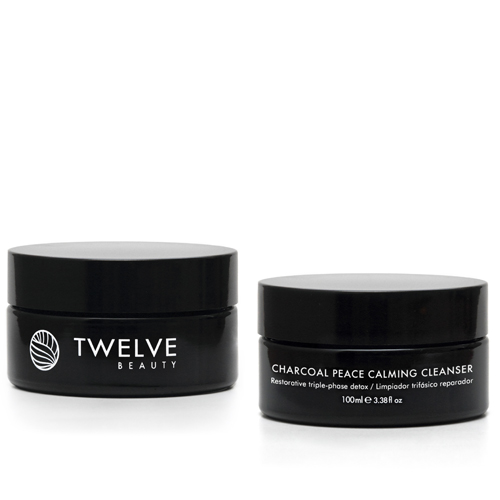 Twelve - Charcoal Peace Calming Cleanser