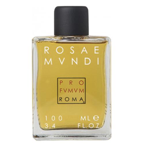 PROFVMVM ROMA - ROSAE MUNDI