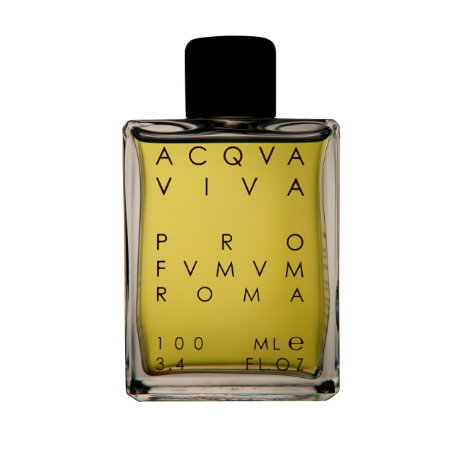 PROFVMVM ROMA - ACQUA VIVA