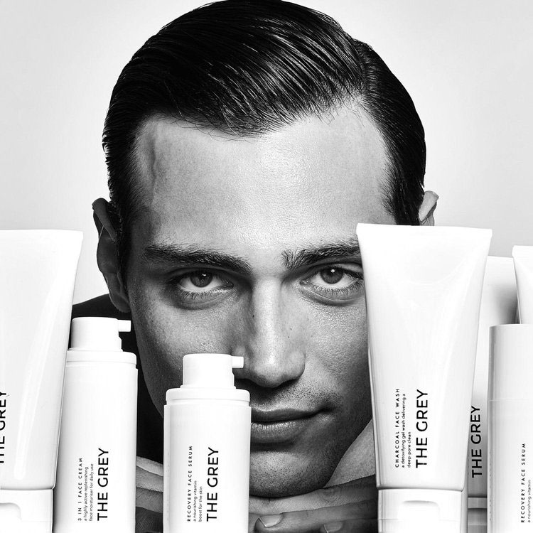 THE GREY MEN'S SKINCARE