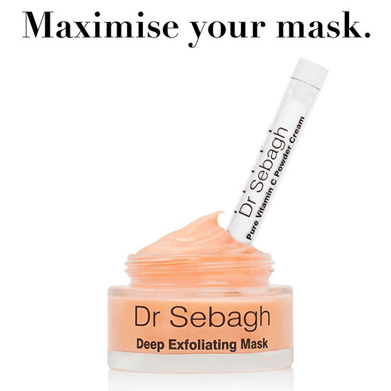 Dr Sebagh Deep Exfolianting Mask